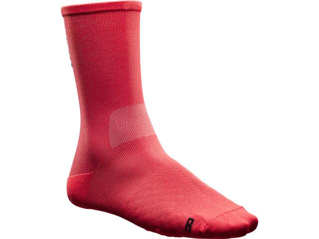 Mavic Essential Chaussettes hautes, haute red